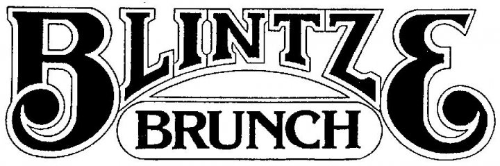 Blintze Brunch Logo BW